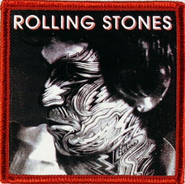 the rolling stones keith richards you patch