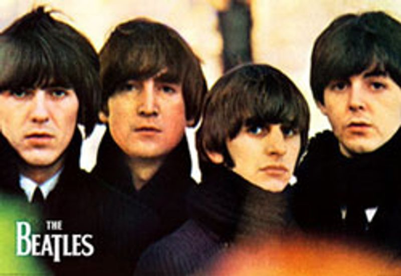 The Beatles Beatles For Sale Poster Amoeba Music