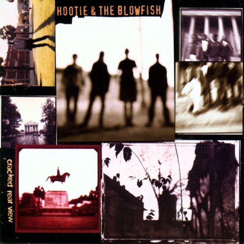 Resultado de imagen de Hootie & The Blowfish Cracked rear view lp