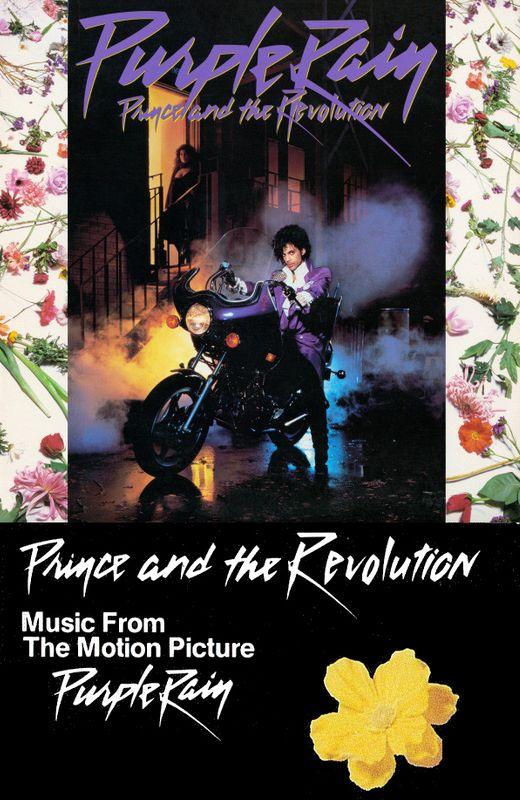 Prince And The Revolution - Purple Rain (Cassette) - Amoeba Music