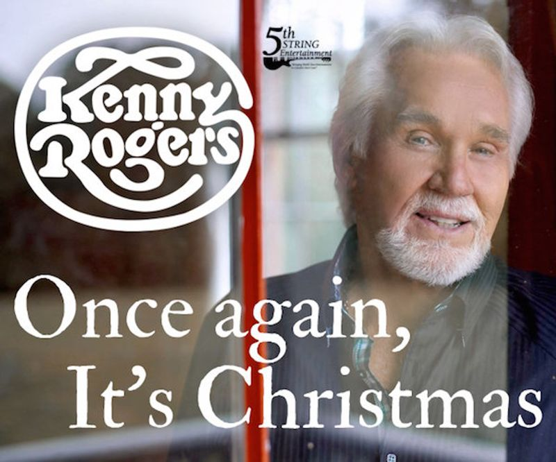 Kenny Rogers - Once Again It\'s Christmas (CD) - Amoeba Music