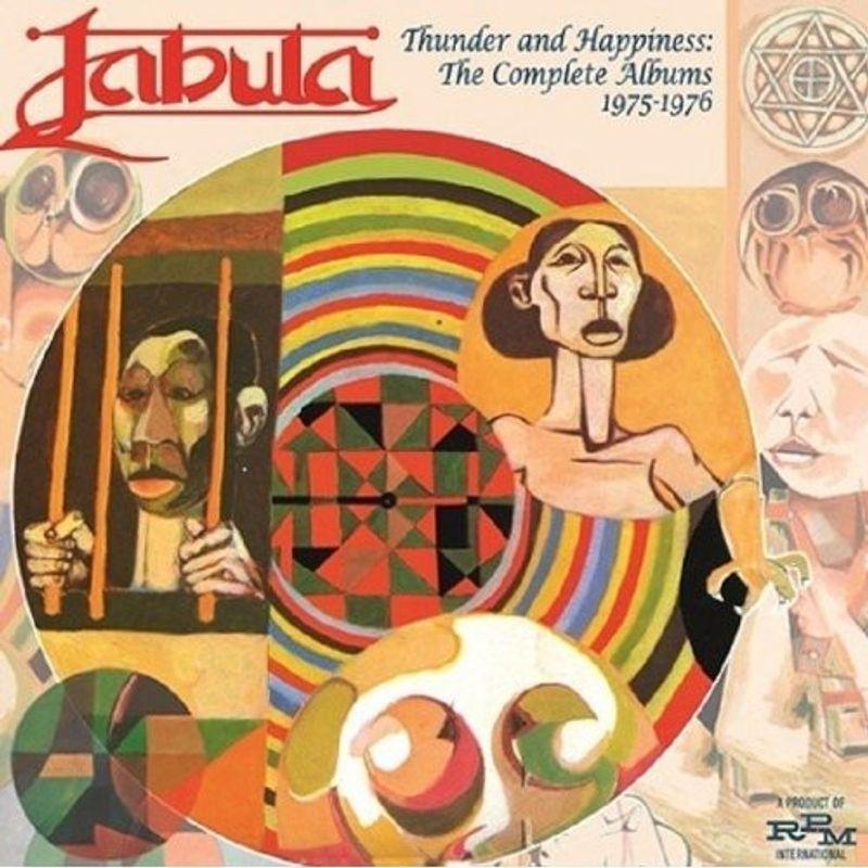 Jabula - Thunder & Happiness: The Complete Albums 1975-1976