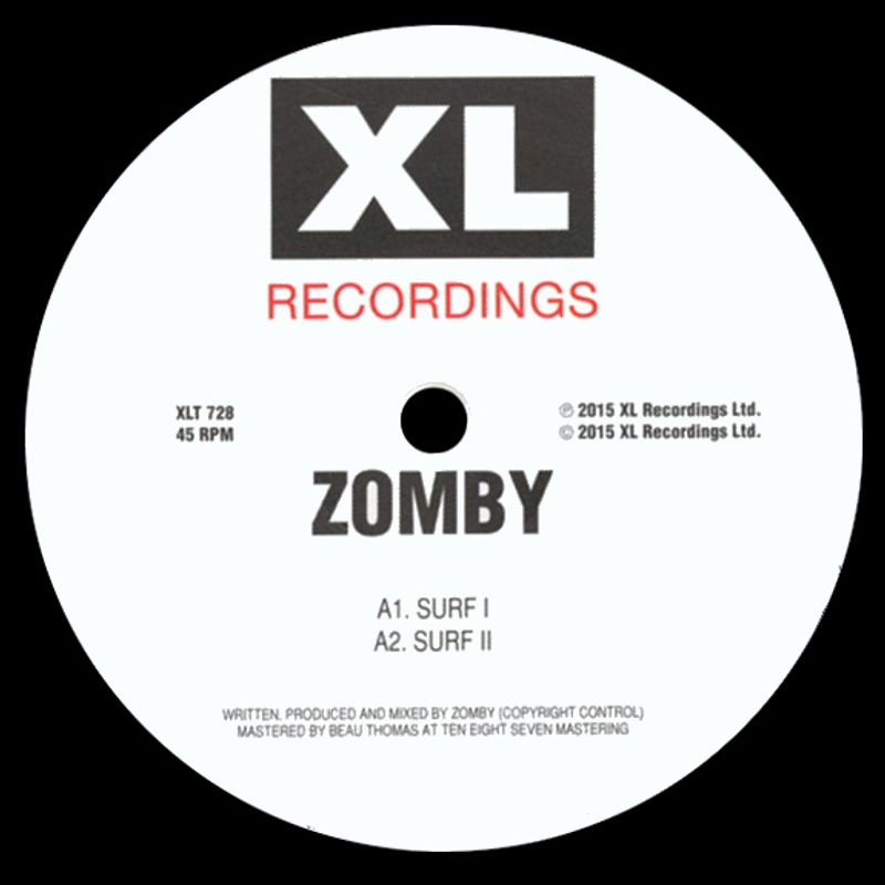 Zomby Lets Jam 1 EP