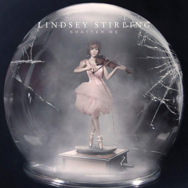 Lindsey Stirling - Shatter Me (Vinyl LP) - Amoeba Music