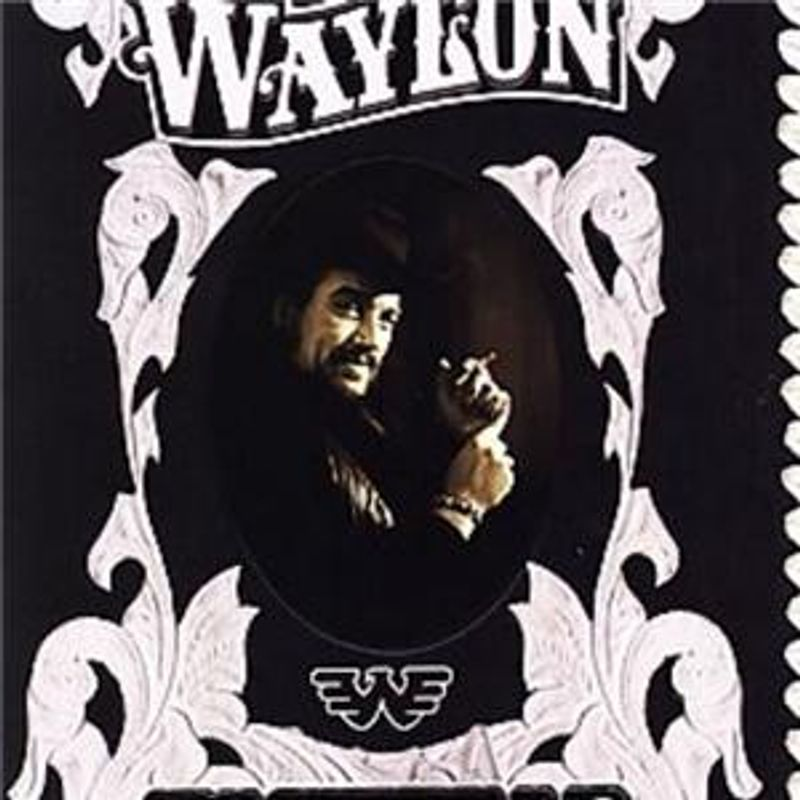 Waylon Jennings Nashville Rebel Cd Amoeba Music