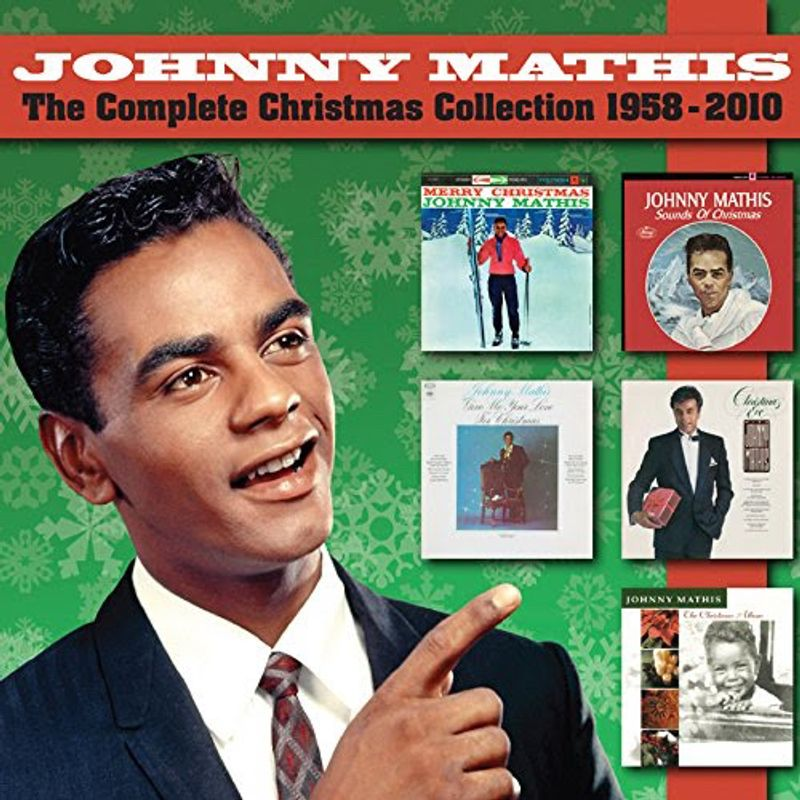 Johnny Mathis - The Complete Christmas Collection 1958-2010 (CD ...