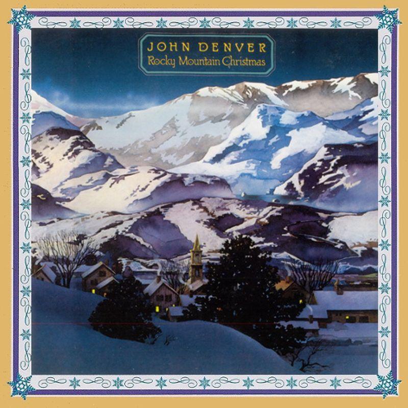 John Denver - Rocky Mountain Christmas (CD) - Amoeba Music