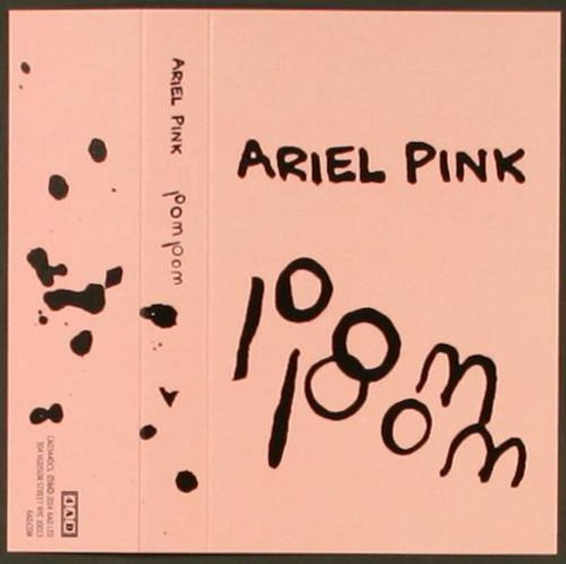 Ariel Pink S Haunted Graffiti Pom Pom Cassette Amoeba Music