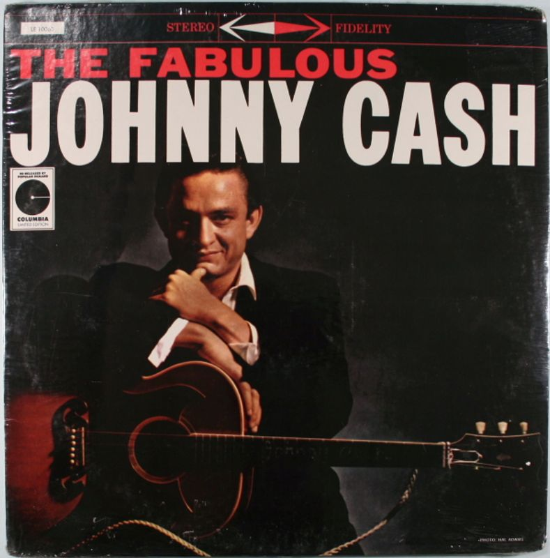 Johnny Cash - The Fabulous Johnny Cash (Vinyl LP) - Amoeba Music