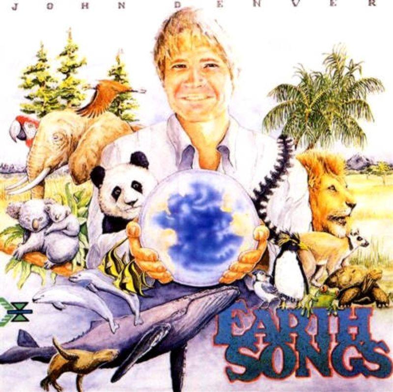 John Denver - Earth Songs (CD) - Amoeba Music