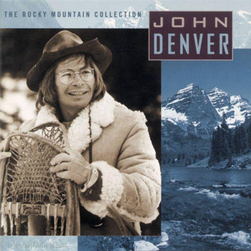 John Denver - The Rocky Mountain Collection (CD) - Amoeba Music