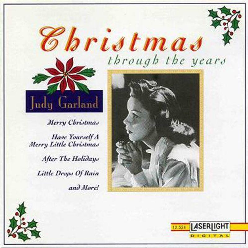 Judy Garland - Christmas Through The Years (CD) - Amoeba Music