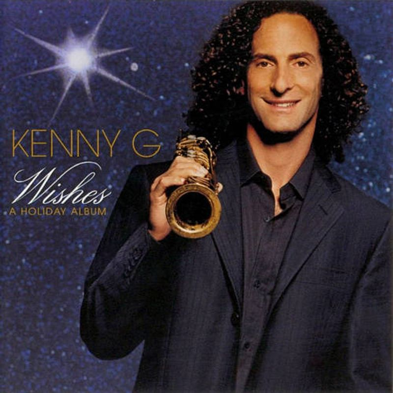 Kenny G - Wishes - A Holiday Album (CD) - Amoeba Music