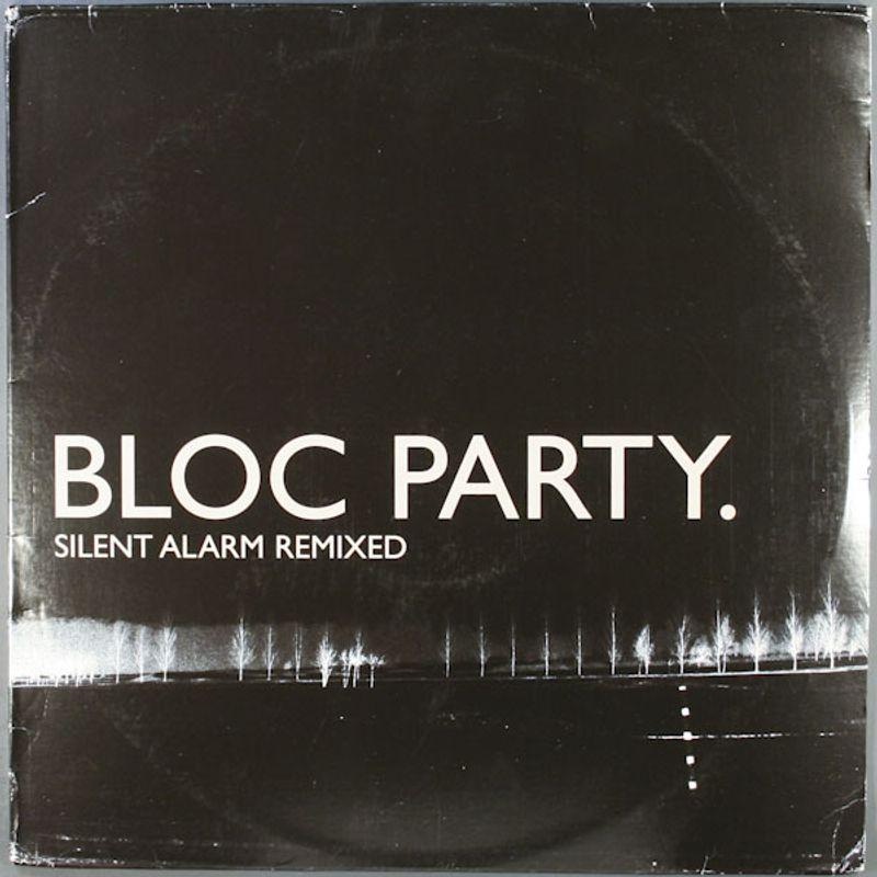 Bloc Party Silent Alarm Remixed Vinyl Lp Amoeba Music