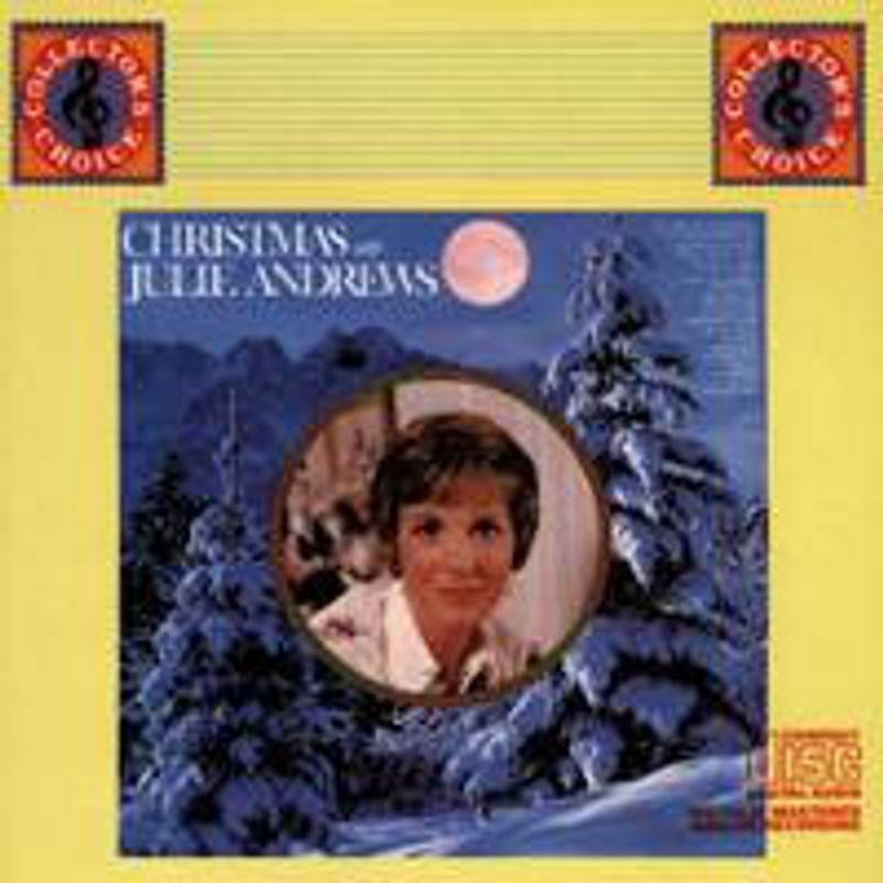 Julie Andrews - Christmas With Julie Andrews (CD) - Amoeba Music