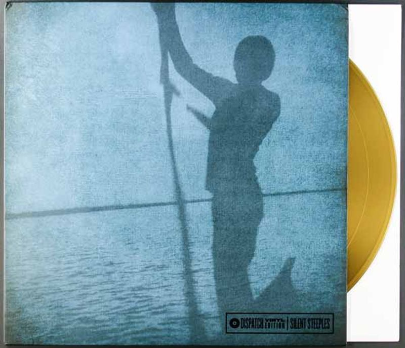 Dispatch Silent Steeples Gold Vinyl Vinyl Lp Amoeba Music