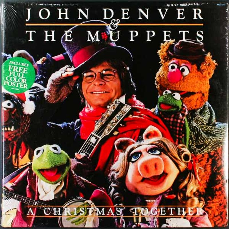 John Denver, The Muppets - A Christmas Together [Original Issue ...