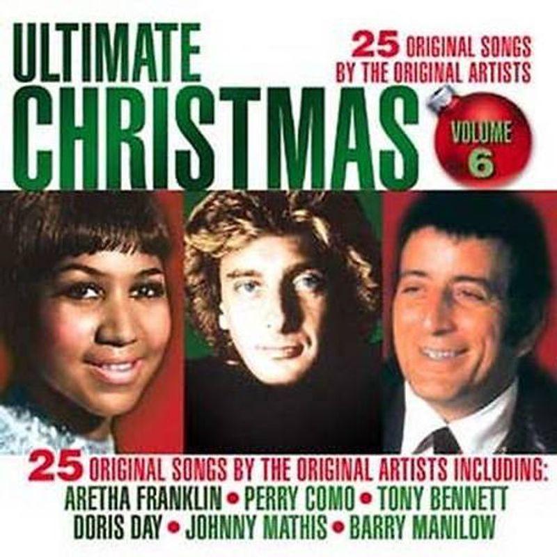 Various Artists - Ultimate Christmas Album - Volume 6 (CD) - Amoeba ...