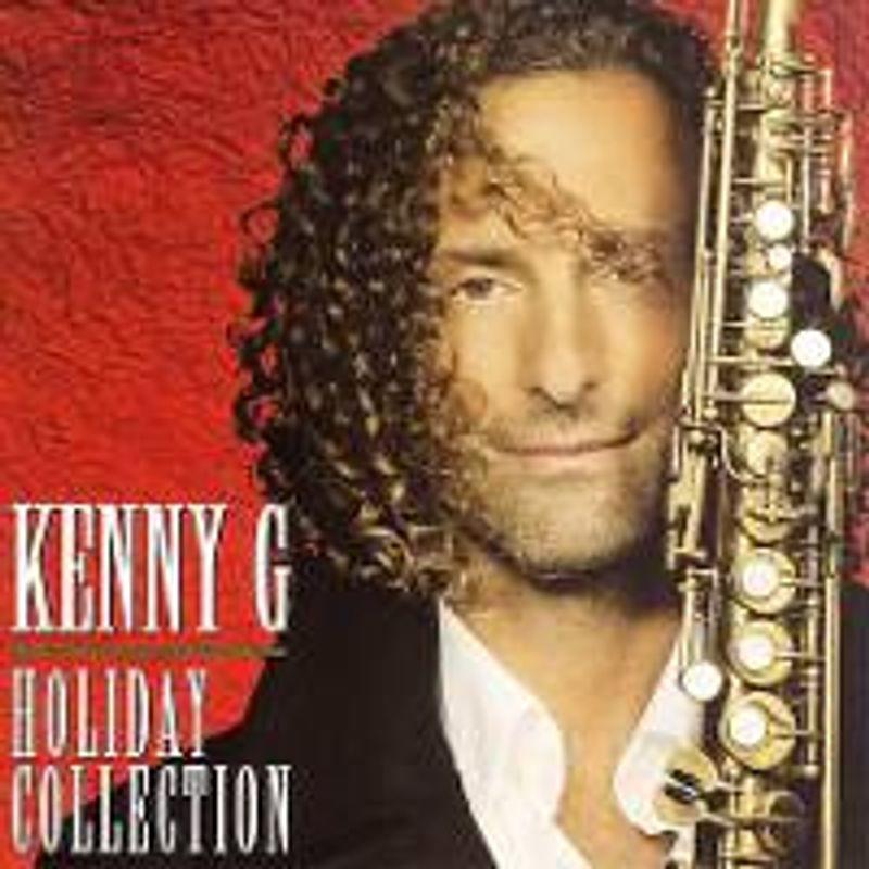 Kenny G - Holiday Collection (CD) - Amoeba Music