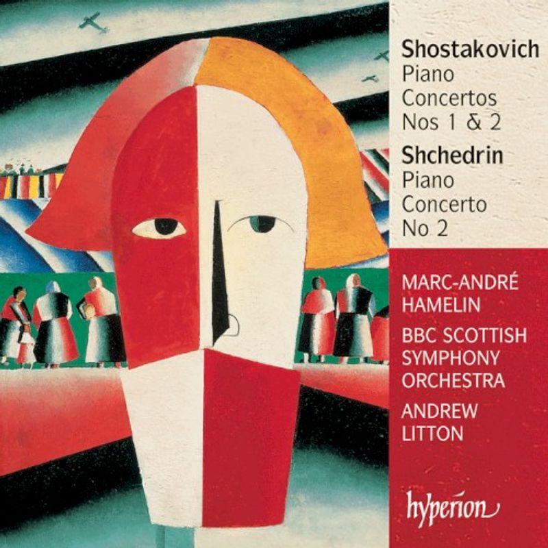 Dmitry Shostakovich, Rodion Shchedrin, Marc-André Hamelin, BBC