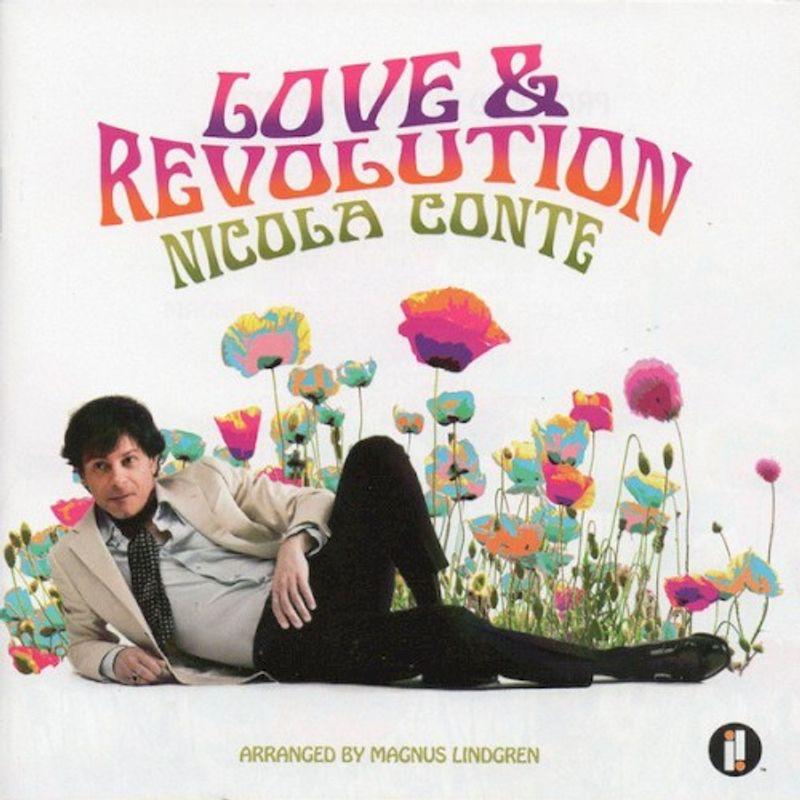 Resultado de imagen de nicola conte lp love revolution