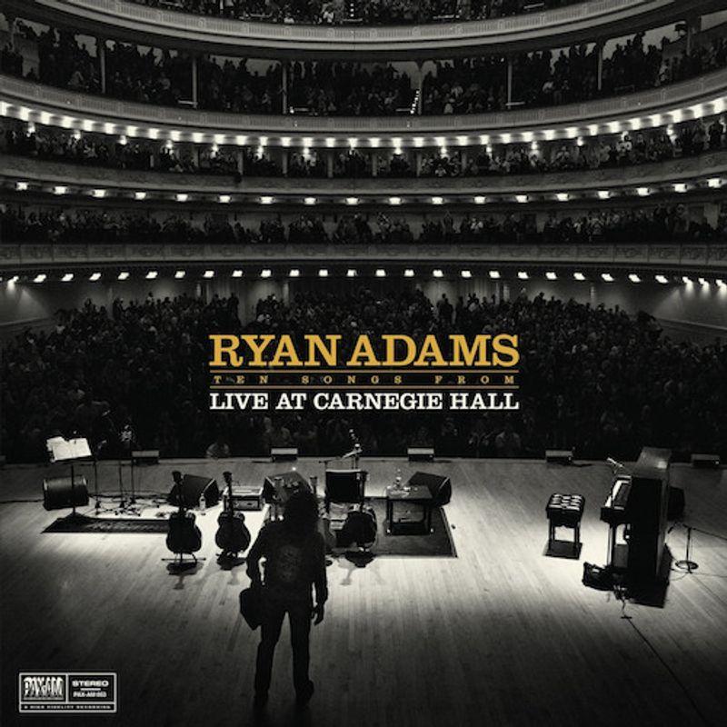 Ryan Adams - Ten Songs From Live At Carnegie Hall (Vinyl LP