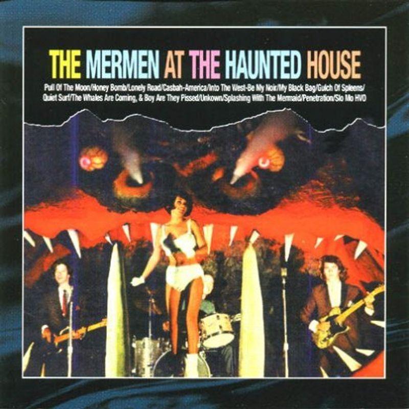 Mermen - Live At The Haunted House (CD) - Amoeba Music