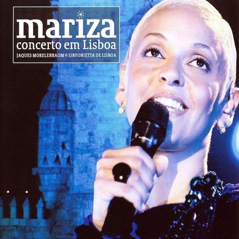 Mariza - Concerto Em Lisboa (CD) - Amoeba Music