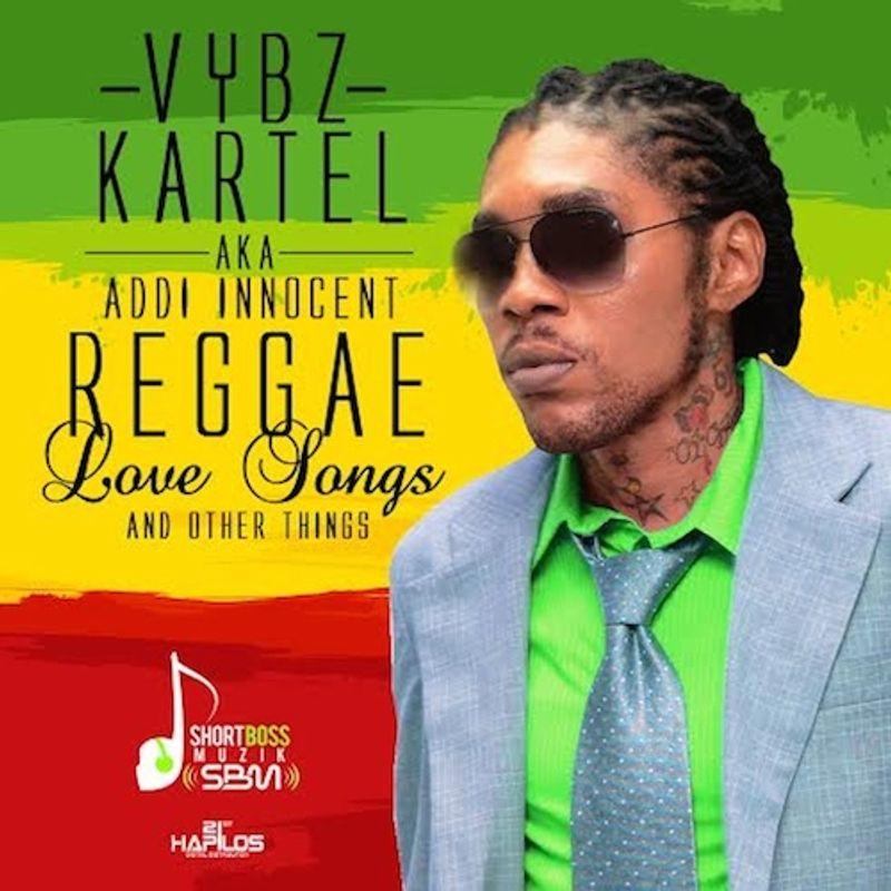 Vybz Kartel - Reggae Love Songs (CD) - Amoeba Music