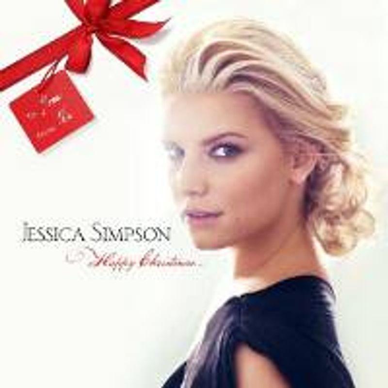 Jessica Simpson - Happy Christmas (CD) - Amoeba Music