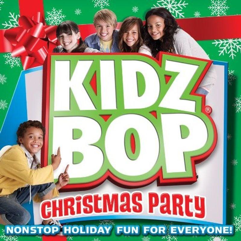 Kidz Bop Kids - Kidz Bop Kids Christmas Party (CD) - Amoeba Music