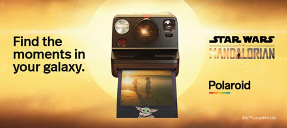 Mandalorian  Polaroid