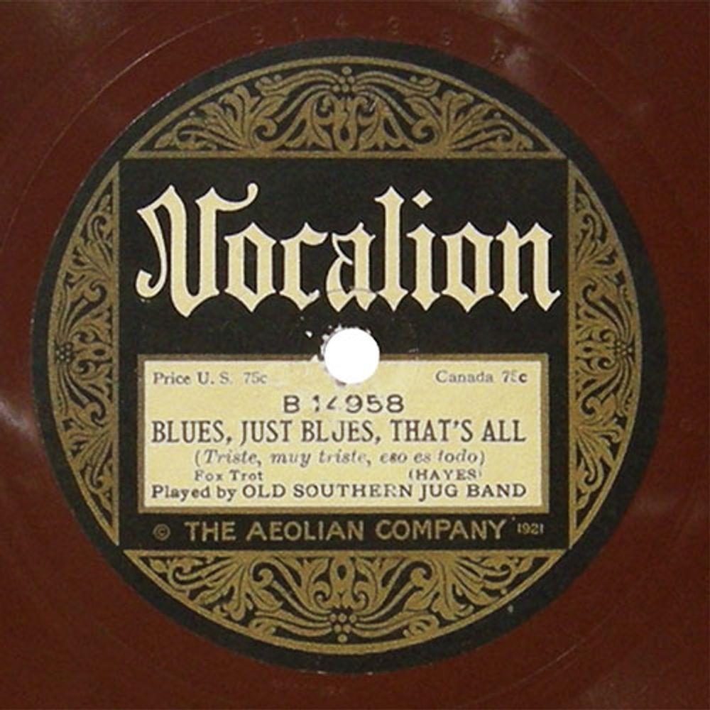 Vocalion label