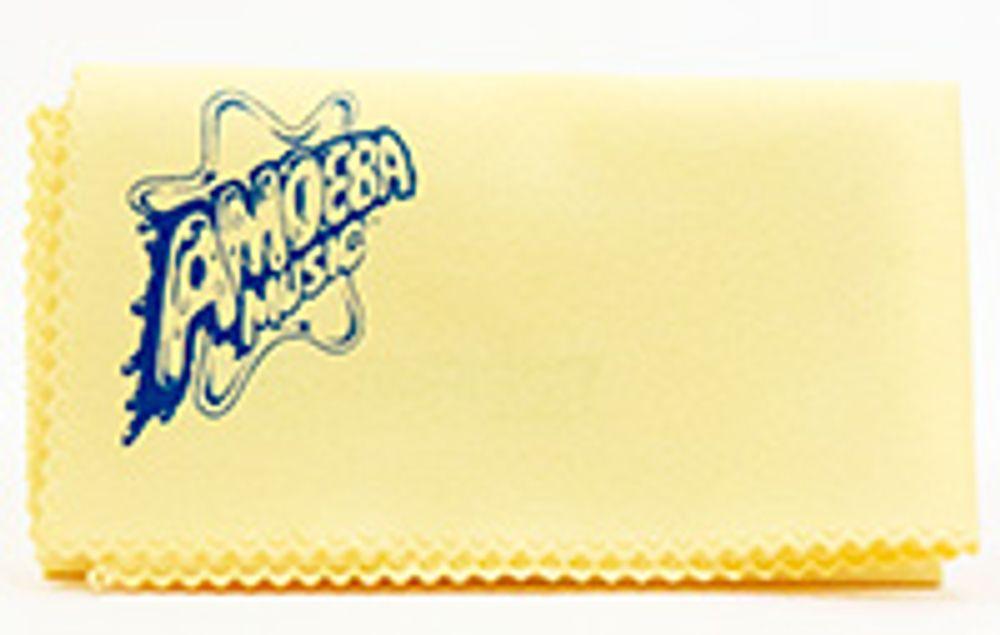 Amoeba Record Cleaning Cloth