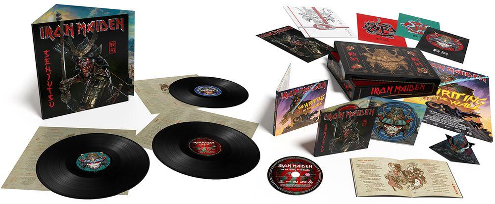 Iron Maiden Record
