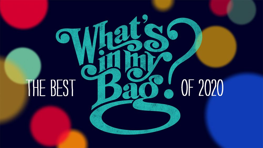 Best What's In My Bag Episodes of 2020