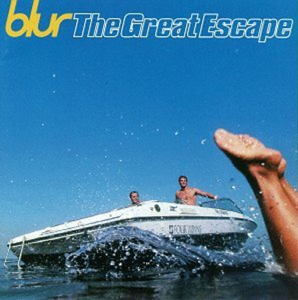 Blur The Great Escape
