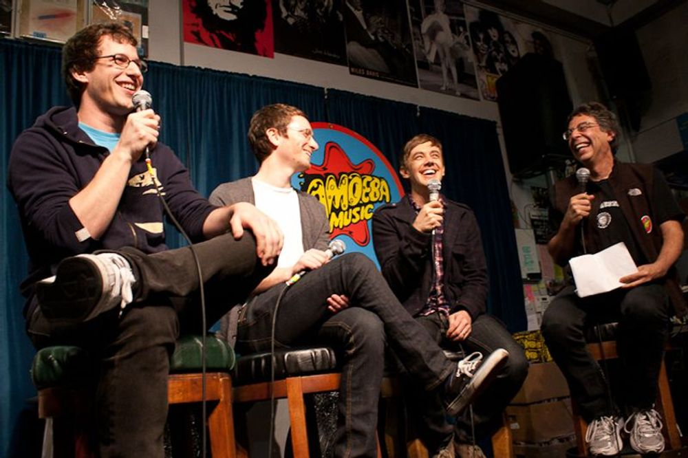Lonely Island at Amoeba Berkeley