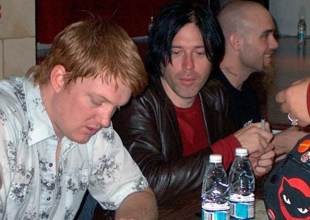 Queens of the Stone Age - August 27, 2002