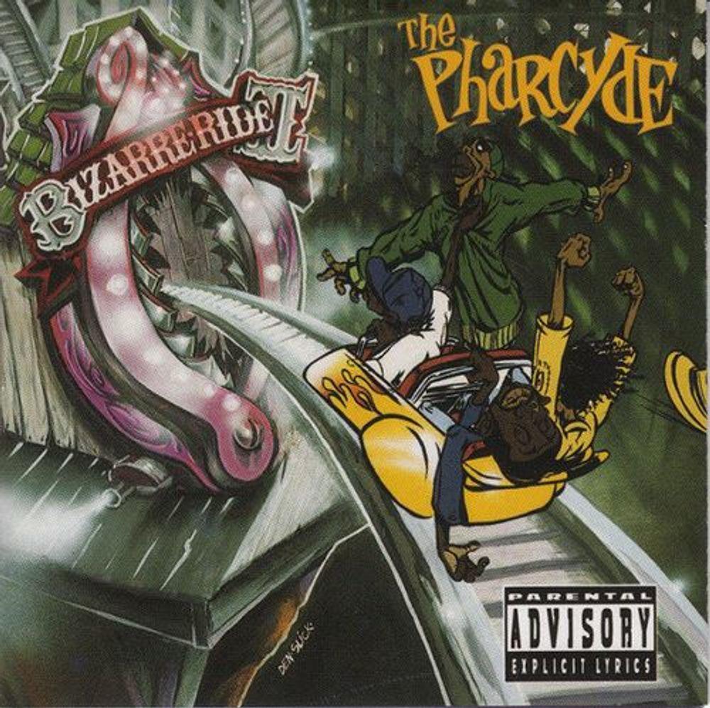 the Pharcyde Bizarre Ride II