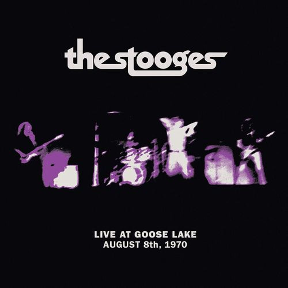 The Stooges Live at Goose Lake