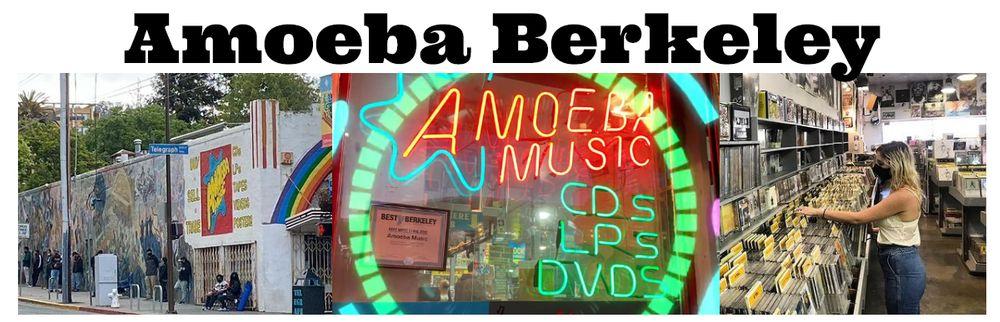 Amoeba Berkeley