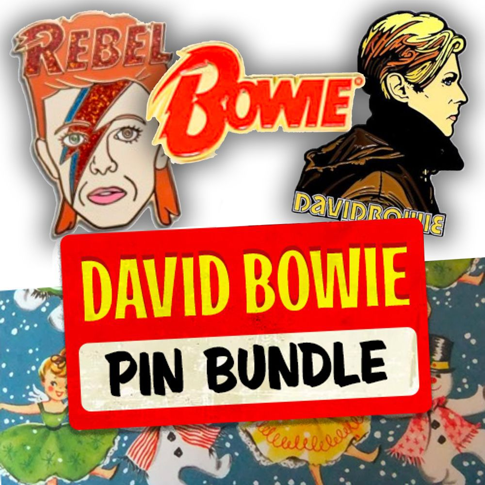 Bowie Pin Bundle