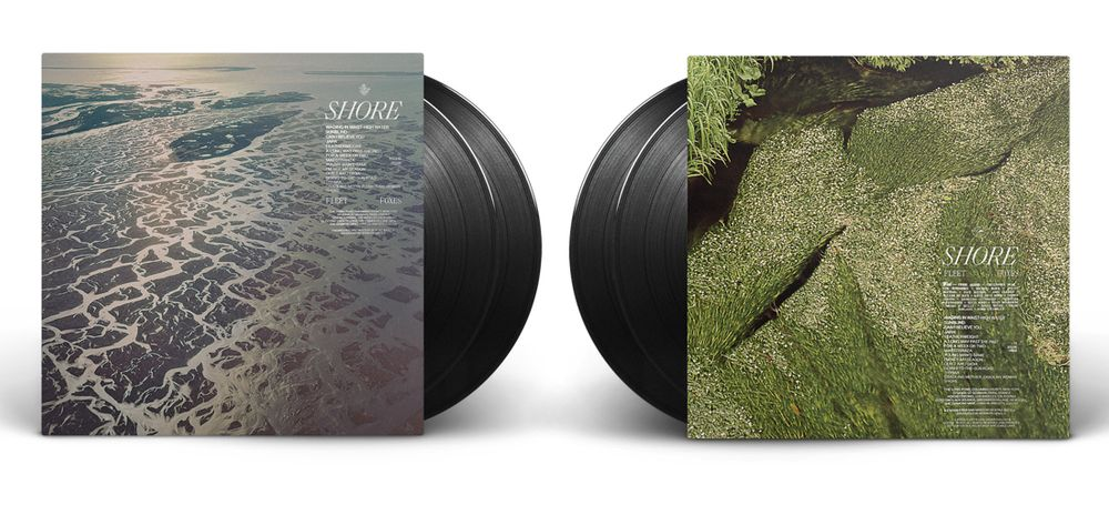 fleet Foxes shore vinyl