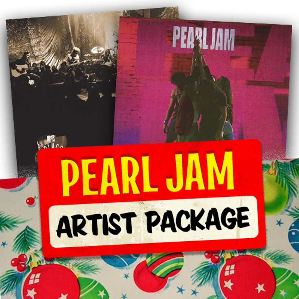 PEARL JAM ARTIST PACKAGE