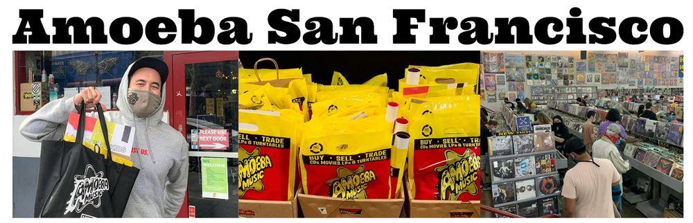 Amoeba San Francisco