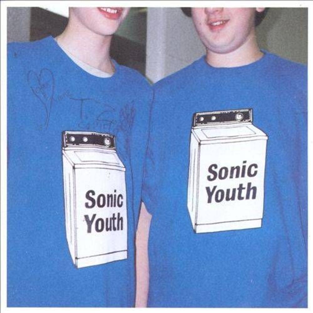 Sonic Youth Washing Machine