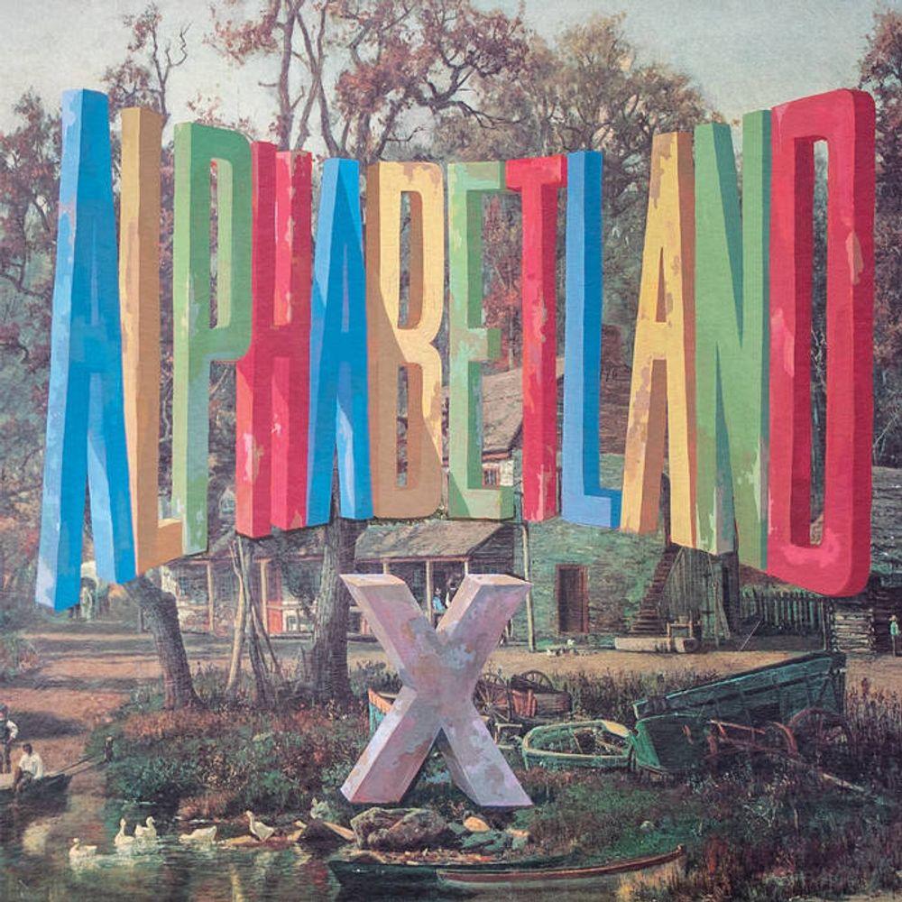 X Alphabetland