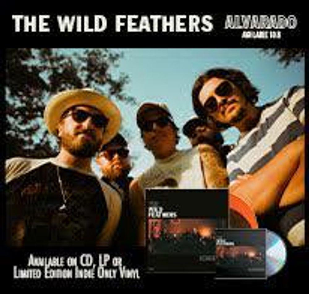 The Wild Feather Alvarado