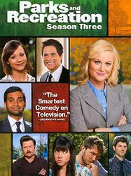 Parks & Recreation: Season 3 (DVD)